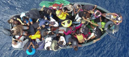 trafficanti esseri umani caso omonimia