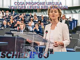 Il programma diUrsula von der Leyen, il nuovo presidente della Commissione Ue