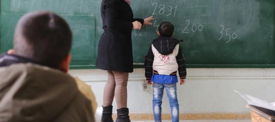 studenti italiani problemi apprendimento