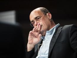"""Zingaretti: """"Nessuna possibilità di governo M5s-Pd"""""""