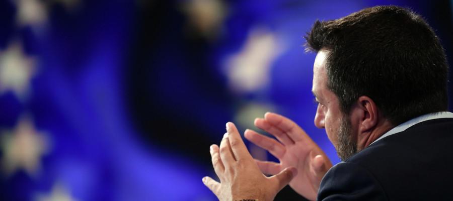 """Salvini: """"Ho fiducia in Di Maio, altri ministri non all'altezza"""""""