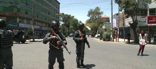 afghanistan esplosione