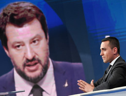 """""""Escludo che ci possa essere una crisi"""", dice Luigi Di Maio"""