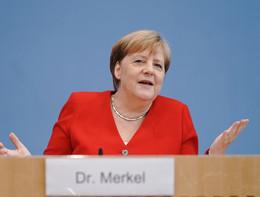 """""""Continuerò in salute fino al 2021"""", dice Angela Merkel"""