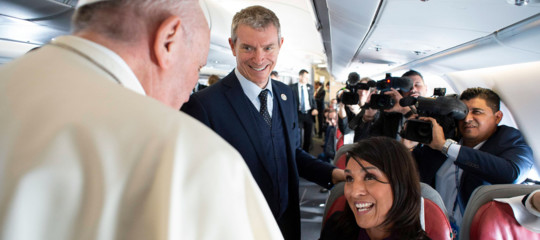 nuovo portavoce papa francesco