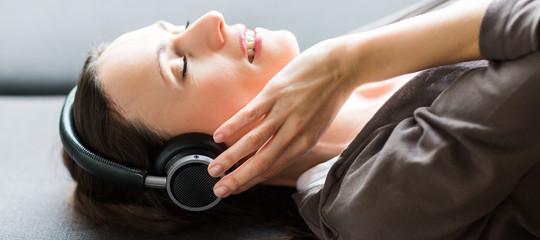 musica ansia farmaci