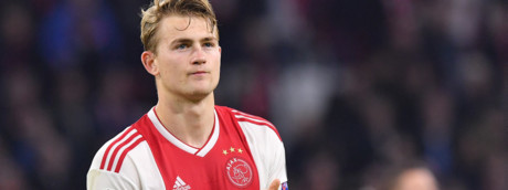 Matthijs De Ligt, giocatore acquistato dalla Juventus dall'Ajax