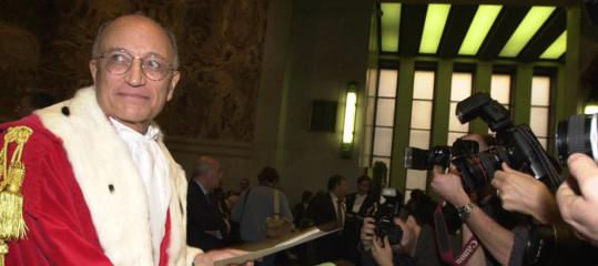 morto francesco saverio BorrelliMani Pulite