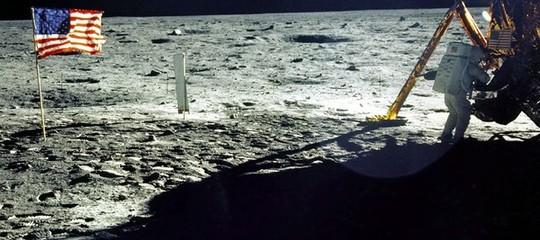 50 anni sbarco sulla luna