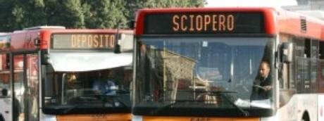 sciopero metro trasporti autobus roma (foto da mediamanager)