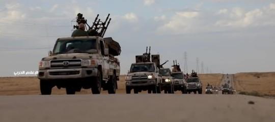 guerra libia attacco offensiva tripoli haftar