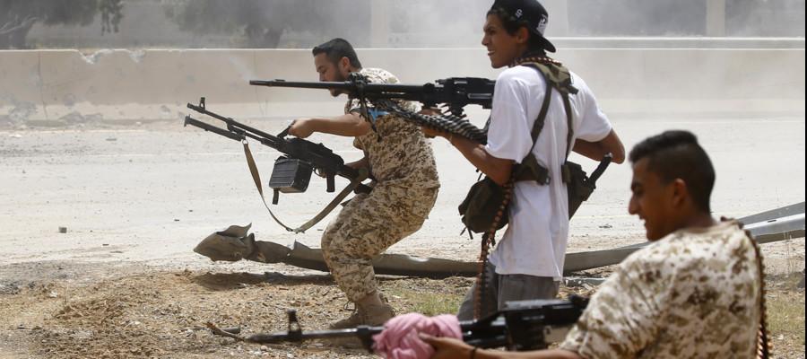 La Libia si prepara alla battaglia finale