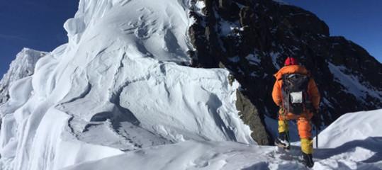 alpinista italiano pakistan