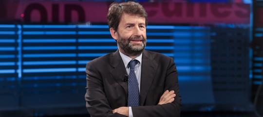 elezioni alleanza pd m5s governo franceschini
