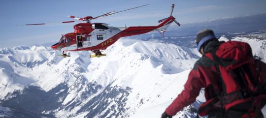 soccorso alpino fatti dati
