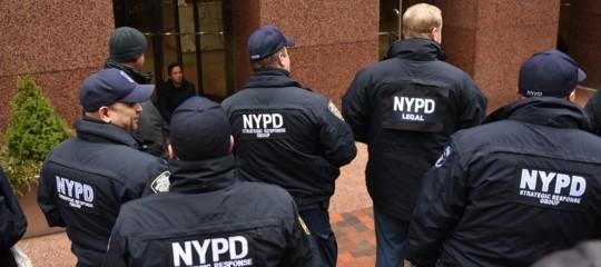 linee guida social polizia new york