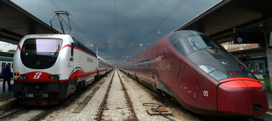 treni ritardi incidenti dati