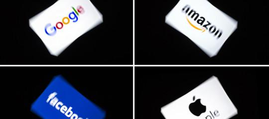 indagine usa antitrust facebookgoogle amazon