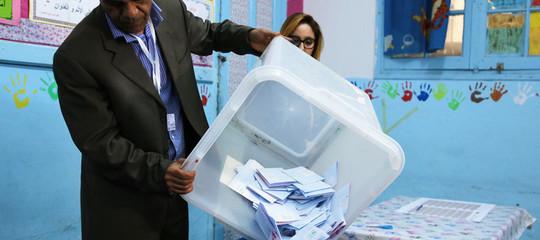 Risultati immagini per elezioni in tunisia 2019
