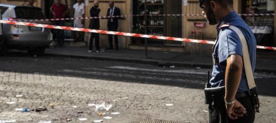 Carabiniere ucciso pistola