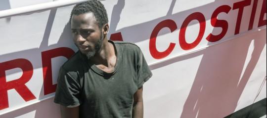 guardia costiera migranti salvini