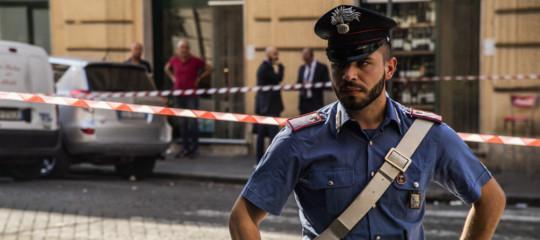 carabiniere ucciso americani