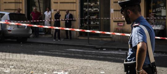 post choc uno di meno carabiniere ucciso prof insegnante
