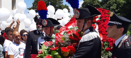 funerale Cerciello