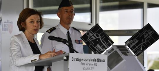 francia difesa spazio