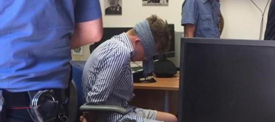carabiniere ucciso studente bendato reato