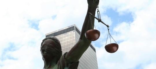 intelligenza artificiale tribunale