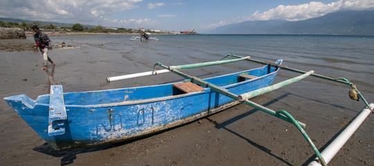 Indonesia terremoto allarme tsunami