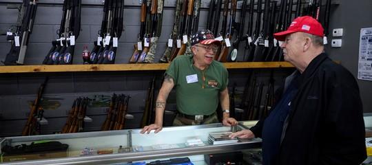 armi usa costituzione