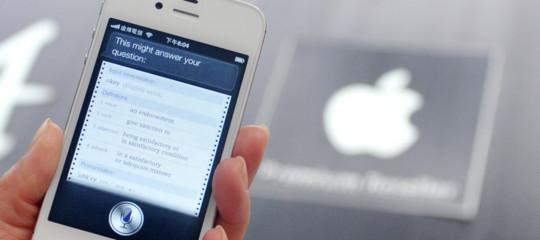Siri privacy conversazioni ascoltate