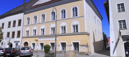 casa hitler austria