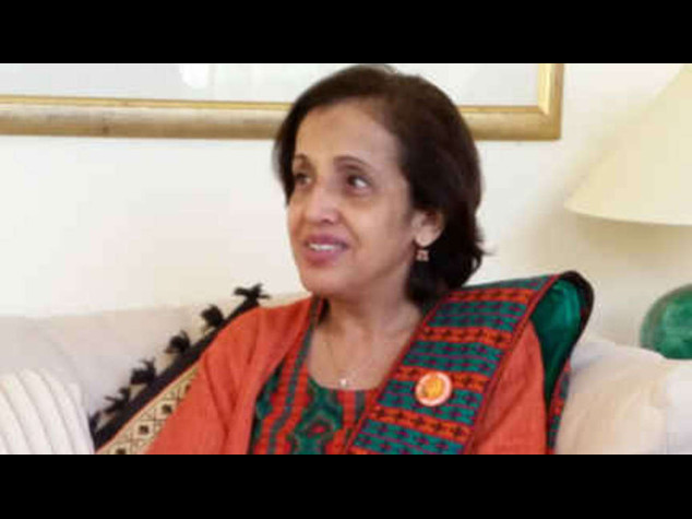 "Pakistan: Tehmina Janjua, italiani investano ""c'e' un potenziale enorme"""