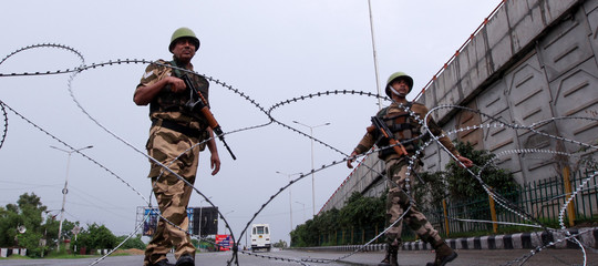kashmir india pakistan tensioni guerra