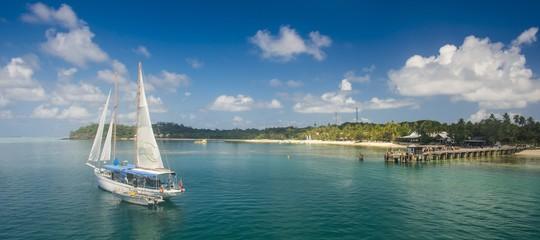 isole Fiji polistirolo cambiamento climatico