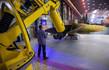 robot lavoro