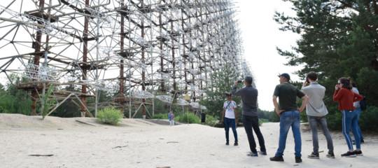 zona alienazione chernobylvodka