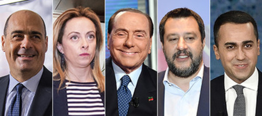 crisi governo intervista youtrend