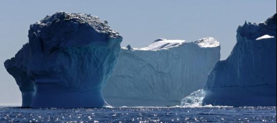 cacciatore di iceberg