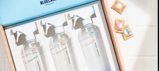 rinuncia plastica detersivo disidratato