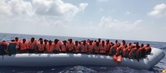 Migranti inchiestaBija giornalista sotto scorta