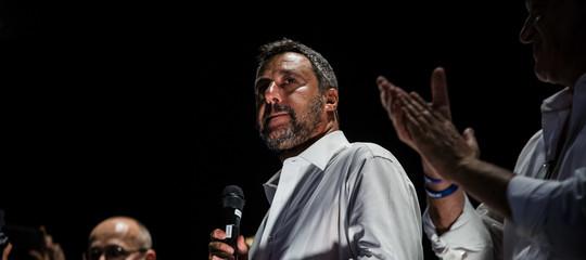 elezioni anticipate salvini di maio conte libia epsteingrillo