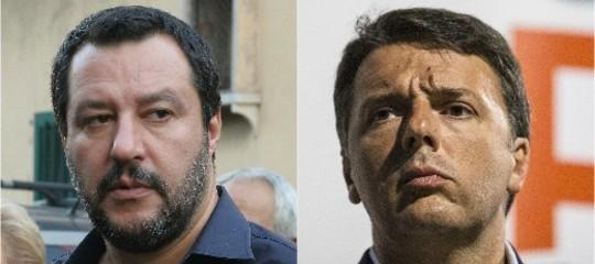 elezioni anticipate lega manovra crisi governo accordo renzi m5s
