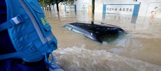 tifone lekima cina morti