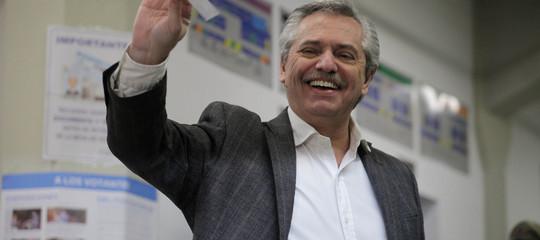 argentina presidenziali macri fernandez