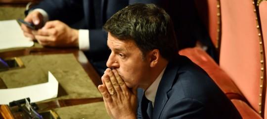 nuovo partito renzi azione civile zingaretti