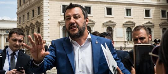 Salvini governo nuova squadra